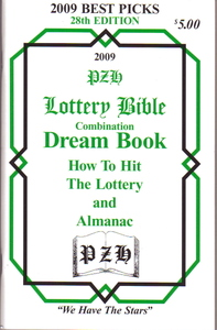 2011 Dream Books : Sneaky Pete!, Your #1 Source of Lucky Lottery ...