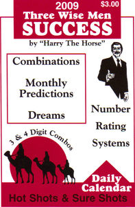 2019 Dream Books : Sneaky Pete!, Your #1 Source of Lucky Lottery