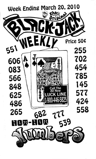 Money Row : Sneaky Pete!, Your #1 Source of Lucky Lottery Products